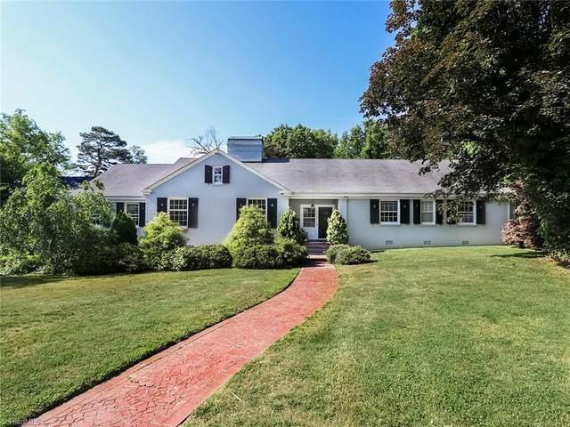 3101 W Market Street, Greensboro, NC 27403 (MLS #1026815) :: Berkshire Hathaway HomeServices Carolinas Realty