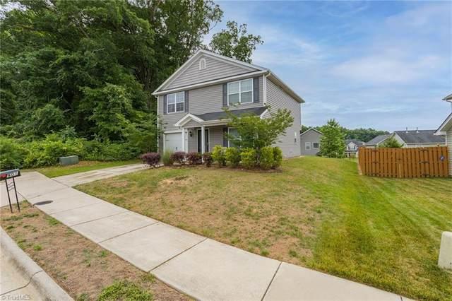 901 Pitman Road, Greensboro, NC 27406 (MLS #1026846) :: Berkshire Hathaway HomeServices Carolinas Realty