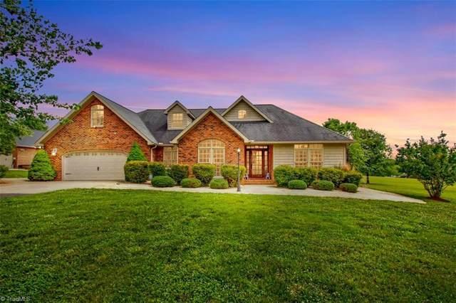 440 Lake Pointe Lane, Salisbury, NC 28146 (MLS #1026852) :: Ward & Ward Properties, LLC