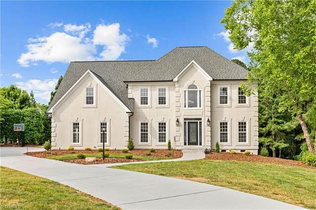 6596 Alley Road, Summerfield, NC 27358 (MLS #1026853) :: Berkshire Hathaway HomeServices Carolinas Realty