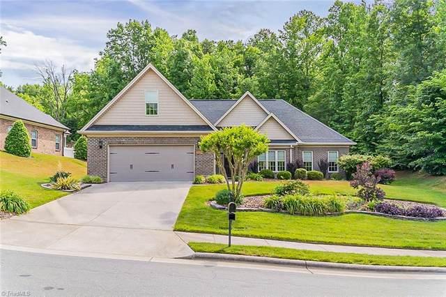 2244 Cambridge Oaks Drive, High Point, NC 27262 (MLS #1026858) :: Ward & Ward Properties, LLC