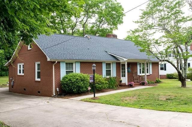 270 Academy Street, Rural Hall, NC 27045 (MLS #1026901) :: Berkshire Hathaway HomeServices Carolinas Realty