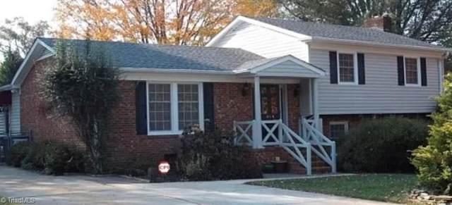 614 Meade Drive, Greensboro, NC 27410 (MLS #1026943) :: Berkshire Hathaway HomeServices Carolinas Realty