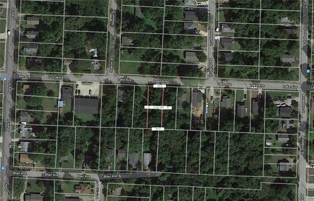 604 Lake Avenue, High Point, NC 27260 (MLS #1026946) :: Lewis & Clark, Realtors®