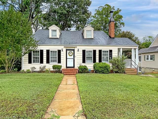 115 Carolina Avenue, Burlington, NC 27215 (MLS #1026964) :: Berkshire Hathaway HomeServices Carolinas Realty
