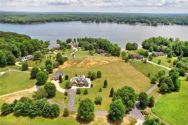 0 Lake Pointe Lane, Salisbury, NC 28146 (MLS #1026981) :: Ward & Ward Properties, LLC
