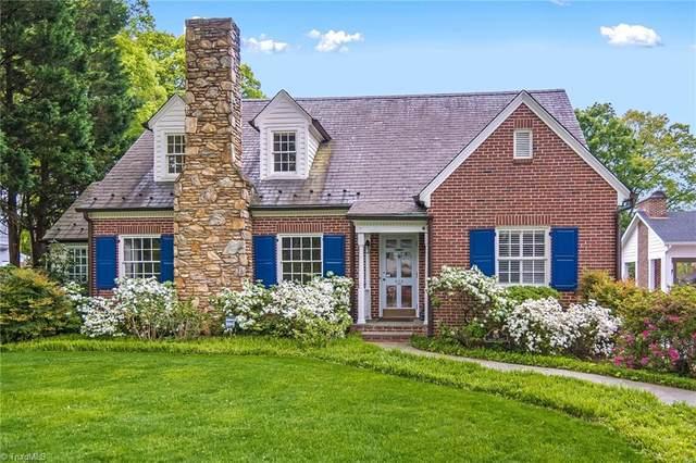 626 Oaklawn Avenue, Winston Salem, NC 27104 (MLS #1026986) :: Ward & Ward Properties, LLC