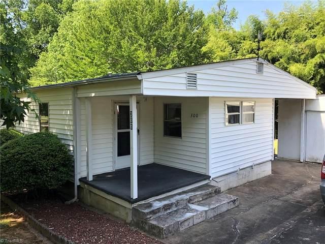 300 Foxwood Drive, Lexington, NC 27295 (MLS #1026998) :: Ward & Ward Properties, LLC
