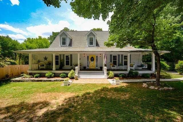 3600 S Rockingham Road S, Greensboro, NC 27407 (MLS #1027005) :: Berkshire Hathaway HomeServices Carolinas Realty