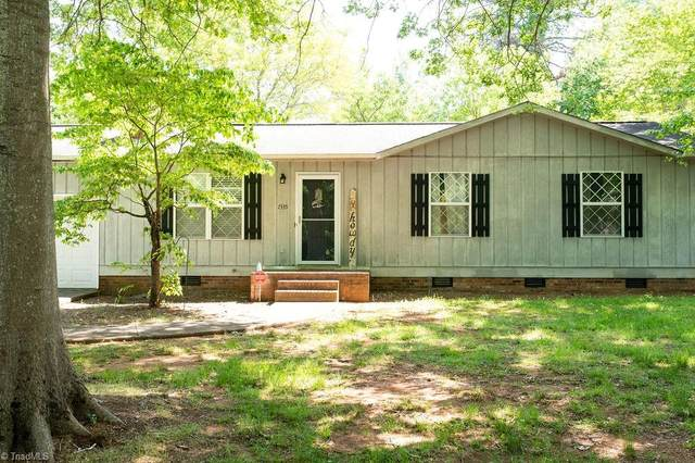 7335 Church Street, Rural Hall, NC 27045 (MLS #1027034) :: Berkshire Hathaway HomeServices Carolinas Realty