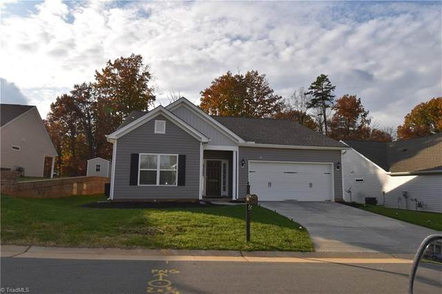 106 Marquise Court Lot 173, Trinity, NC 27370 (MLS #1027035) :: Ward & Ward Properties, LLC