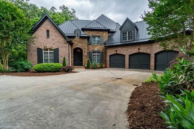 3 Blue Gill Cove, Greensboro, NC 27455 (MLS #1027052) :: Berkshire Hathaway HomeServices Carolinas Realty