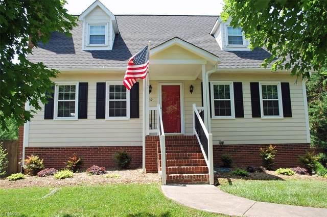 1132 Sequoia Drive, Lewisville, NC 27023 (MLS #1027059) :: Berkshire Hathaway HomeServices Carolinas Realty