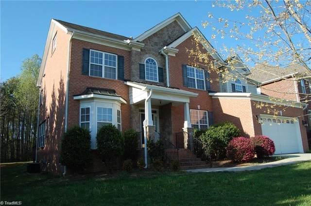 206 Olde Salem Drive, Jamestown, NC 27282 (MLS #1027067) :: Berkshire Hathaway HomeServices Carolinas Realty
