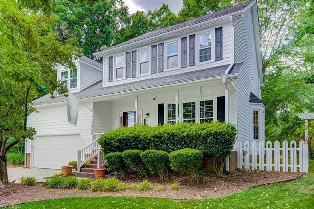 5304 Brandermill Court, Greensboro, NC 27407 (MLS #1027092) :: Berkshire Hathaway HomeServices Carolinas Realty