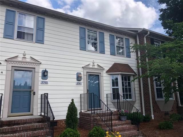 3767 Greenes Crossing, Greensboro, NC 27410 (MLS #1027103) :: Berkshire Hathaway HomeServices Carolinas Realty