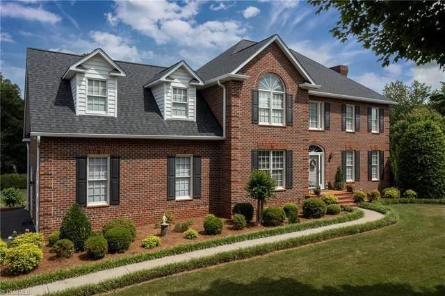 142 Springfield Drive, Advance, NC 27006 (MLS #1027104) :: Greta Frye & Associates | KW Realty Elite