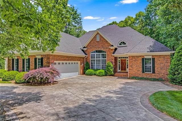 9 Flagship Cove, Greensboro, NC 27455 (MLS #1027117) :: Berkshire Hathaway HomeServices Carolinas Realty