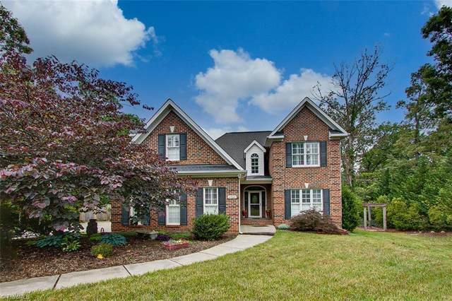 2302 Hickory Forest Drive, Asheboro, NC 27203 (MLS #1027146) :: Berkshire Hathaway HomeServices Carolinas Realty