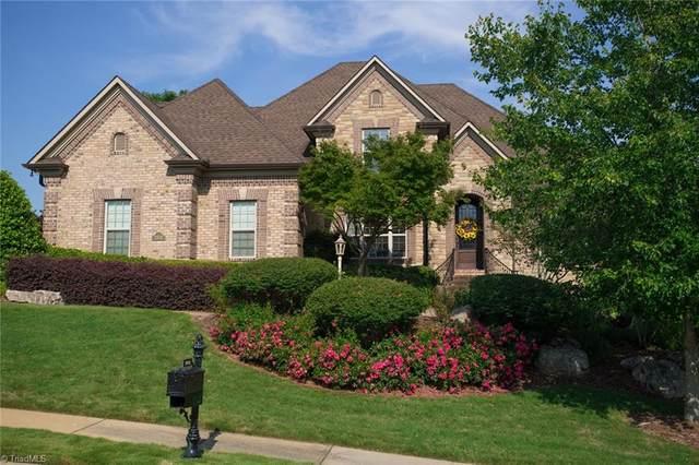 2801 Swan Lake Drive, High Point, NC 27262 (MLS #1027161) :: Berkshire Hathaway HomeServices Carolinas Realty