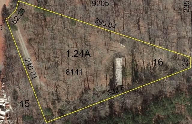 439 Cabin Creek Drive, Denton, NC 27239 (MLS #1027164) :: Ward & Ward Properties, LLC