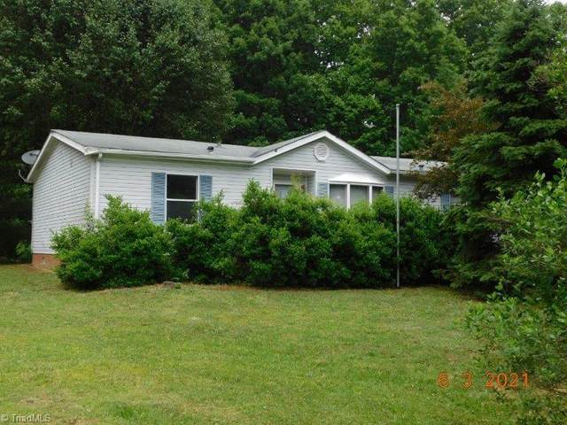 5524 Bridgeway Drive, Greensboro, NC 27406 (MLS #1027176) :: Hillcrest Realty Group