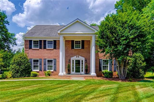 1219 Riverbend Drive, Bermuda Run, NC 27006 (MLS #1027182) :: Berkshire Hathaway HomeServices Carolinas Realty