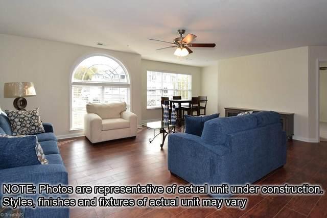 2608 Pennoak Way H, Greensboro, NC 27407 (MLS #1027185) :: Berkshire Hathaway HomeServices Carolinas Realty