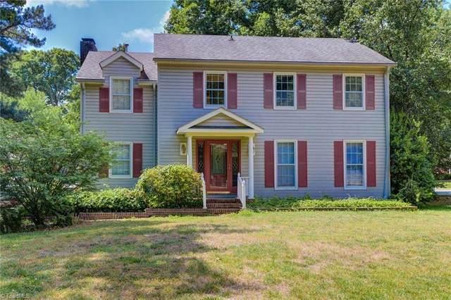 6 Old Farm Court, Greensboro, NC 27407 (MLS #1027199) :: Berkshire Hathaway HomeServices Carolinas Realty