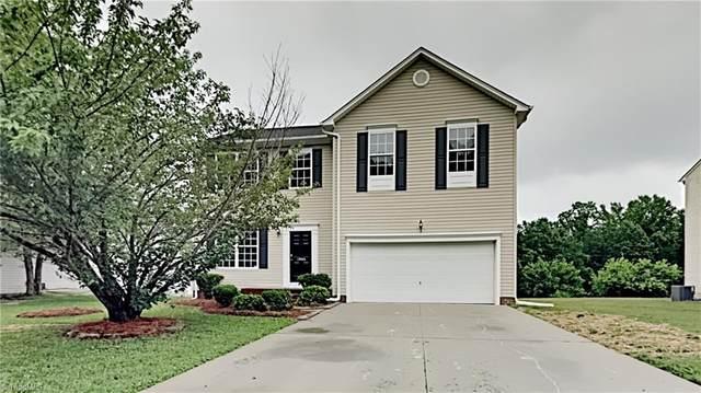 1905 Gramercy Park Drive, Greensboro, NC 27406 (MLS #1027282) :: Berkshire Hathaway HomeServices Carolinas Realty