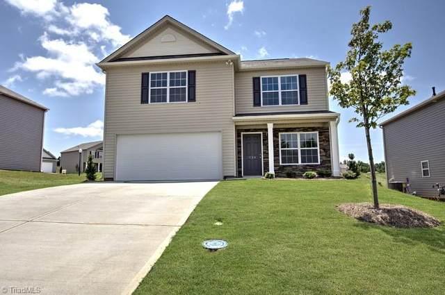 108 Sparrow Lane #1, Lexington, NC 27295 (MLS #1027298) :: Berkshire Hathaway HomeServices Carolinas Realty