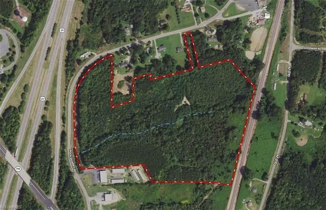 00 Rock Quarry Road, Pelham, NC 27311 (MLS #1027339) :: Ward & Ward Properties, LLC