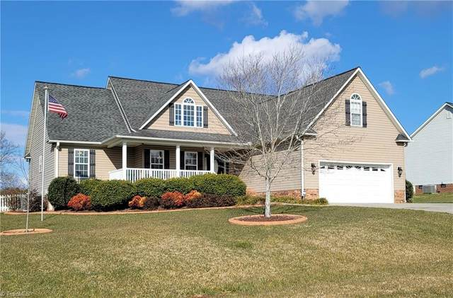 2959 Clear Ridge Drive, Trinity, NC 27370 (MLS #1027350) :: Berkshire Hathaway HomeServices Carolinas Realty
