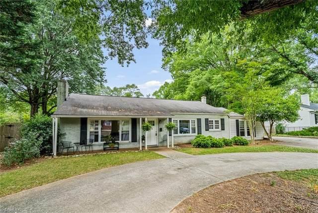 1112 W Cornwallis Drive, Greensboro, NC 27408 (MLS #1027359) :: Berkshire Hathaway HomeServices Carolinas Realty