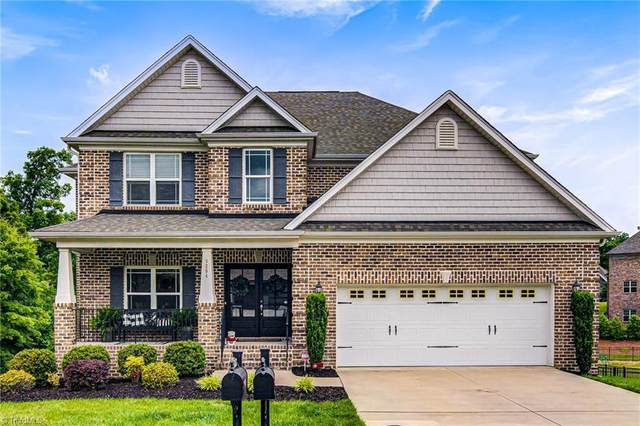 8254 Arbor Ridge Lane, Clemmons, NC 27012 (MLS #1027375) :: Berkshire Hathaway HomeServices Carolinas Realty