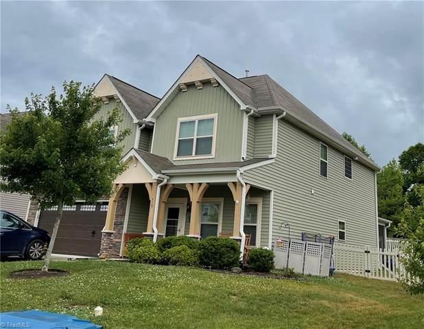 715 Nellie Gray Place, Whitsett, NC 27377 (MLS #1027377) :: Ward & Ward Properties, LLC