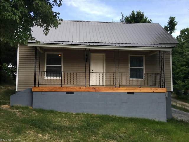 203 Watt Street, Cooleemee, NC 27014 (#1027388) :: Rachel Kendall Team