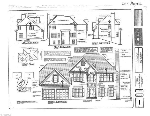 246 Mocks Church Road, Advance, NC 27006 (MLS #1027398) :: Ward & Ward Properties, LLC