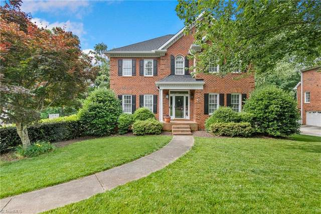 5124 Laurel View Drive, Winston Salem, NC 27104 (MLS #1027406) :: Berkshire Hathaway HomeServices Carolinas Realty