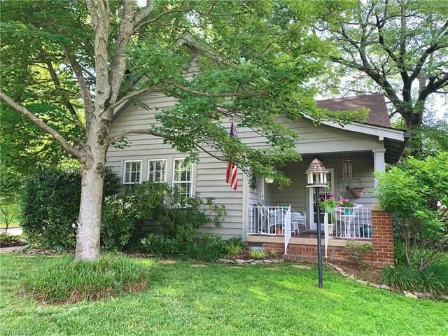401 E Farriss Avenue, High Point, NC 27262 (MLS #1027409) :: Berkshire Hathaway HomeServices Carolinas Realty