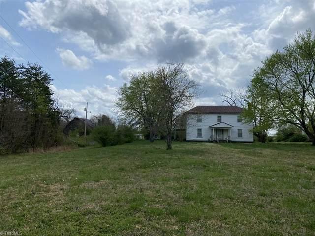 1303 Wagonwheel Road, Reidsville, NC 27320 (MLS #1027425) :: Ward & Ward Properties, LLC