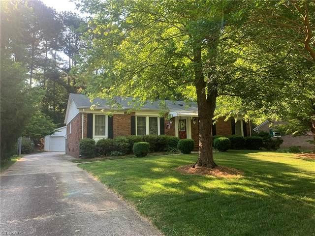1004 Hayfield Lane, Greensboro, NC 27410 (MLS #1027432) :: Berkshire Hathaway HomeServices Carolinas Realty