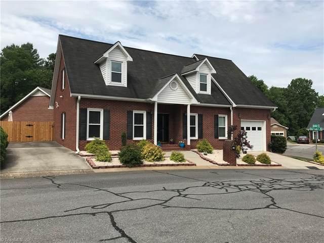 100 Club Pointe Drive, Winston Salem, NC 27104 (MLS #1027495) :: EXIT Realty Preferred