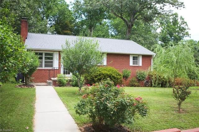 1145 Irving Street, Winston Salem, NC 27103 (MLS #1027496) :: Berkshire Hathaway HomeServices Carolinas Realty