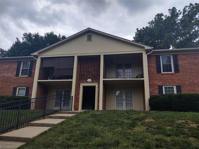 4608 Lawndale Drive H, Greensboro, NC 27455 (MLS #1027504) :: EXIT Realty Preferred
