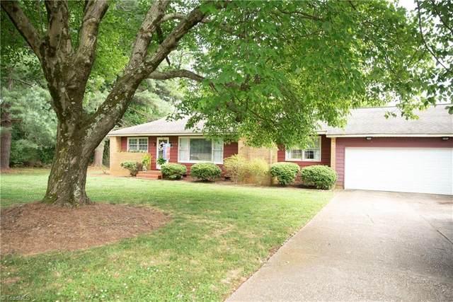 229 Gold Hill Drive, Salisbury, NC 28146 (MLS #1027506) :: Greta Frye & Associates   KW Realty Elite