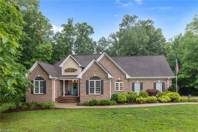 5325 Springview Court, Burlington, NC 27215 (MLS #1027521) :: Berkshire Hathaway HomeServices Carolinas Realty