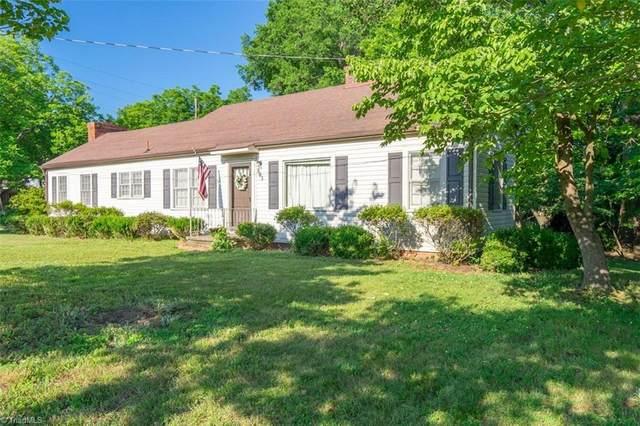 803 S Fayetteville Street, Liberty, NC 27298 (MLS #1027528) :: Berkshire Hathaway HomeServices Carolinas Realty