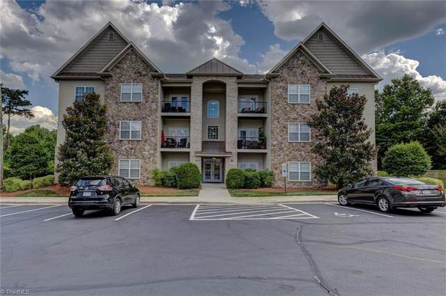 3610 Spanish Peak Drive 2B, High Point, NC 27265 (MLS #1027531) :: Hillcrest Realty Group
