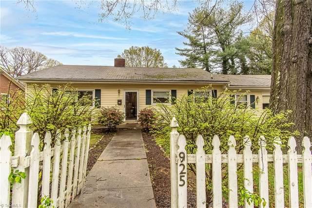 925 W Walnut Street, Winston Salem, NC 27101 (MLS #1027540) :: Berkshire Hathaway HomeServices Carolinas Realty